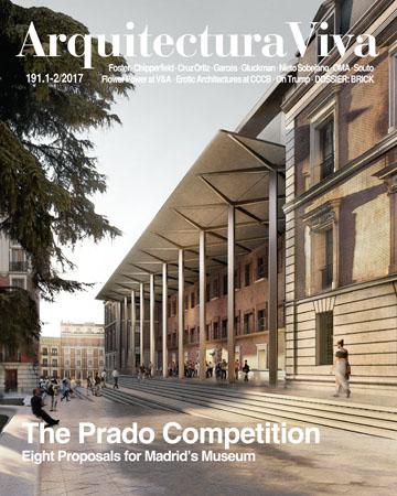 Arquitectura Viva 191.1 - Garcés - de Seta - Bonet