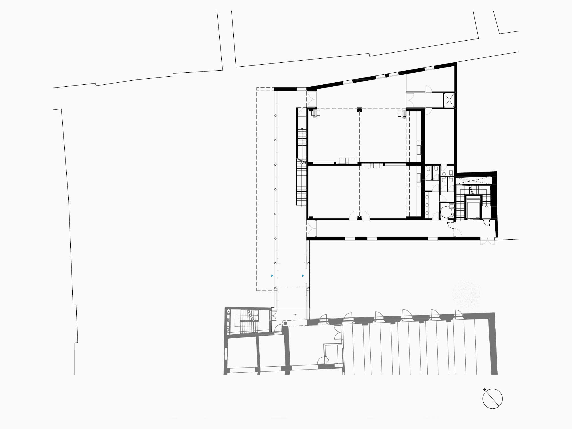Edifici Annex del Museu Picasso - Garcés - de Seta - Bonet