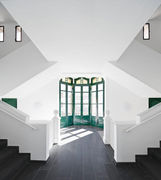 Premios Arquitectura Plus – 1er Premi - Garcés - de Seta - Bonet