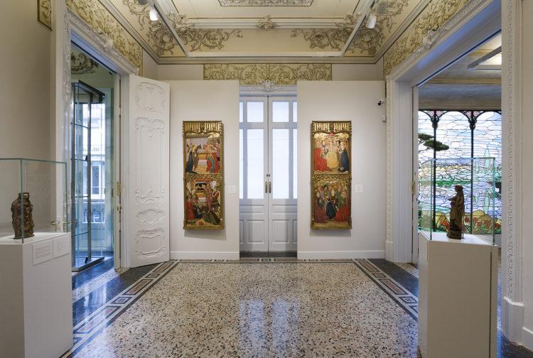 Francesc Godia Foundation - Garcés - de Seta - Bonet
