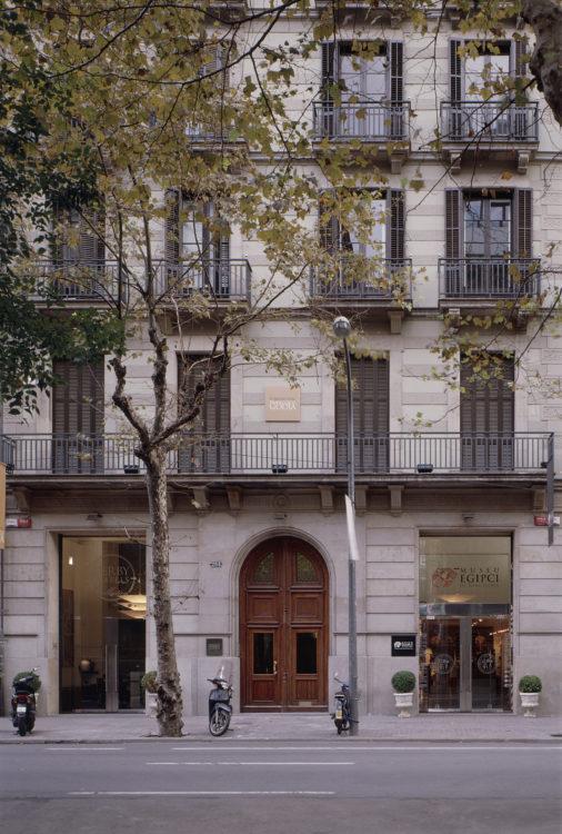 Musée Égyptien de Barcelone - Garcés - de Seta - Bonet