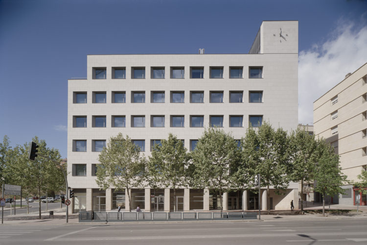 I Biennale d'Architecture du Vallès – Finaliste - Garcés - de Seta - Bonet