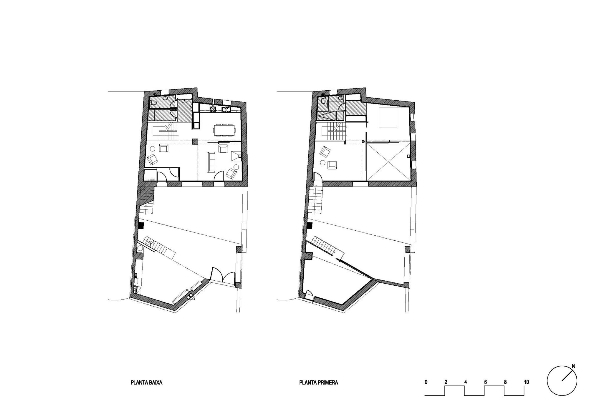 Sàlmon House in Travesseres - Garcés - de Seta - Bonet