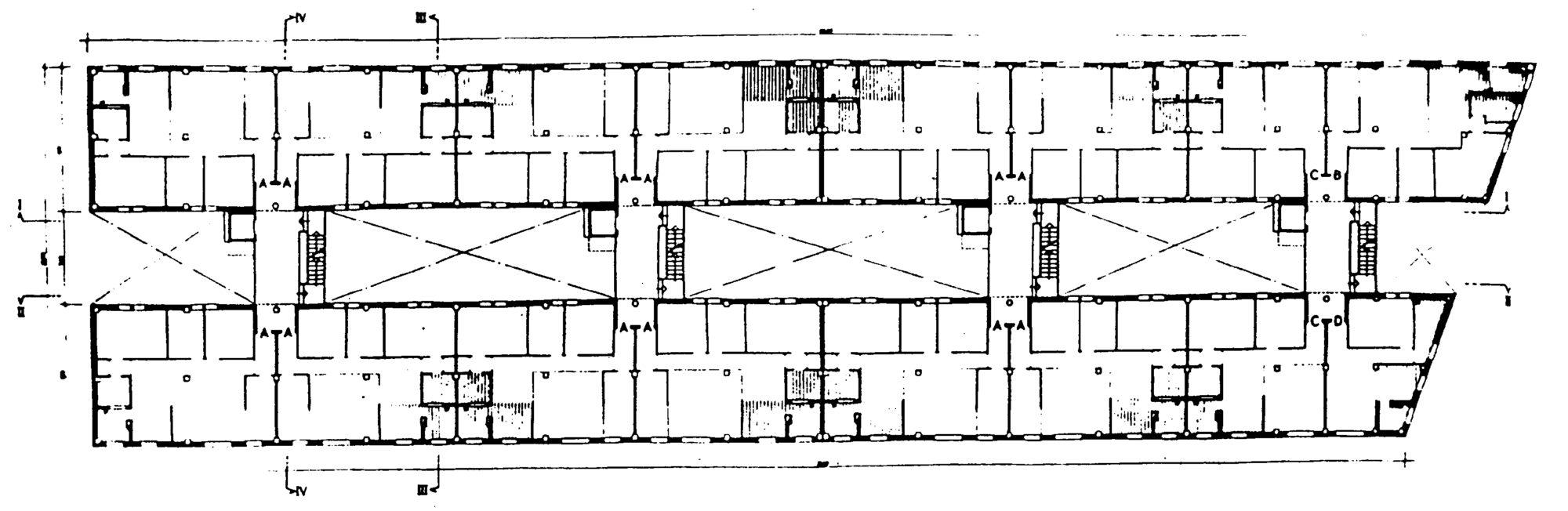 Habitatges plurifamiliars a Pi Molist - Garcés - de Seta - Bonet