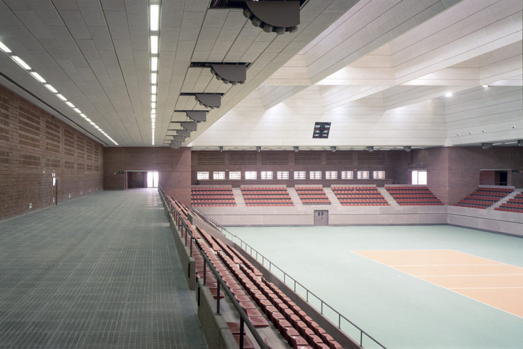 International Sports Facilities Prize - Garcés - de Seta - Bonet