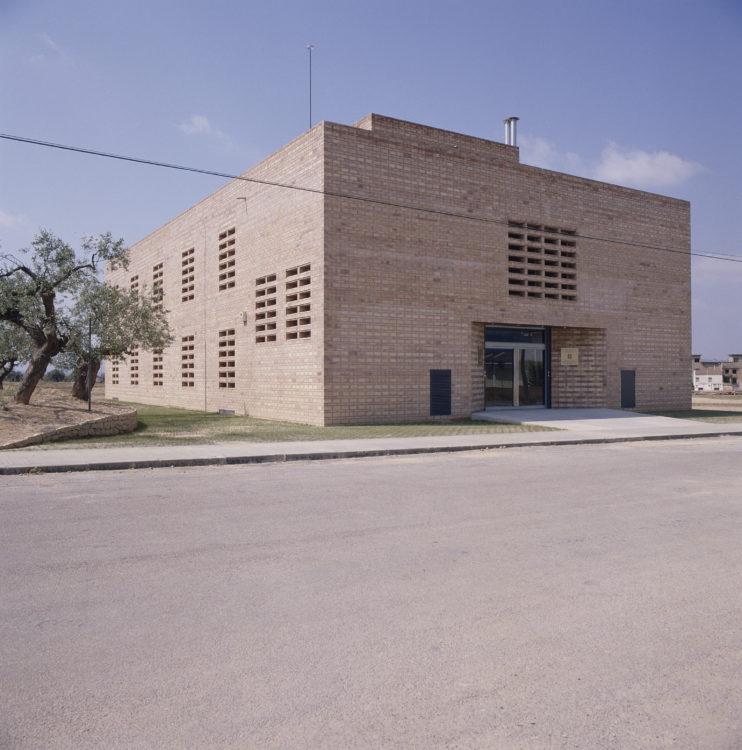 Centro de Atención Primaria de Móra la Nova - Garcés - de Seta - Bonet
