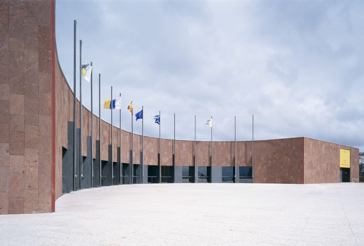 Premi Internacional Puente de Alcántara 1992-94 - Garcés - de Seta - Bonet