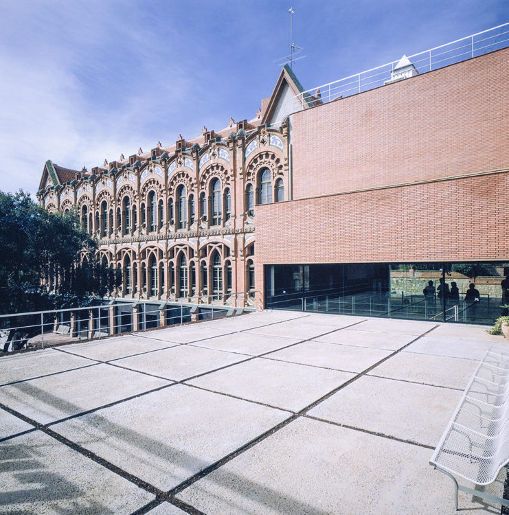 Museum of Science of Barcelona - Garcés - de Seta - Bonet