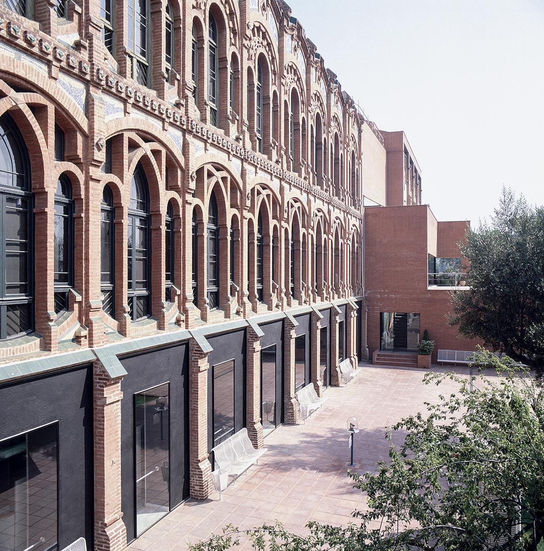 Museo de la Ciencia de Barcelona - Garcés - de Seta - Bonet