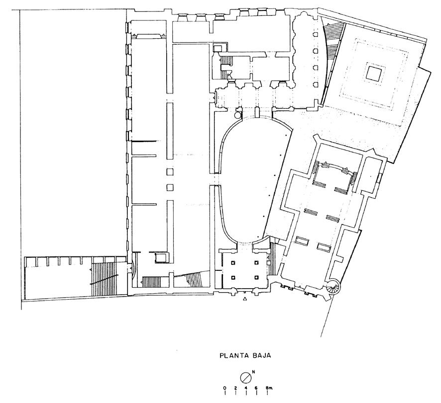 Art Museum of Navarre - Garcés - de Seta - Bonet