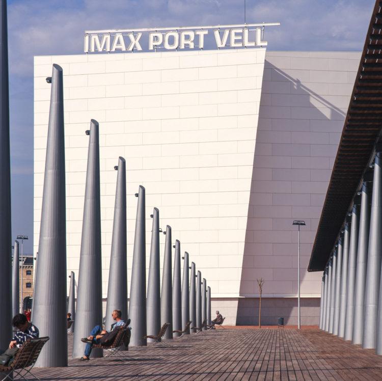 Cinema i teatre IMAX - Garcés - de Seta - Bonet