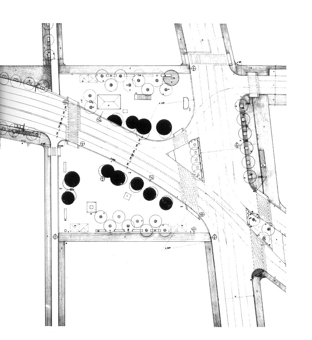 Reordenació Plaça Molina - Garcés - de Seta - Bonet