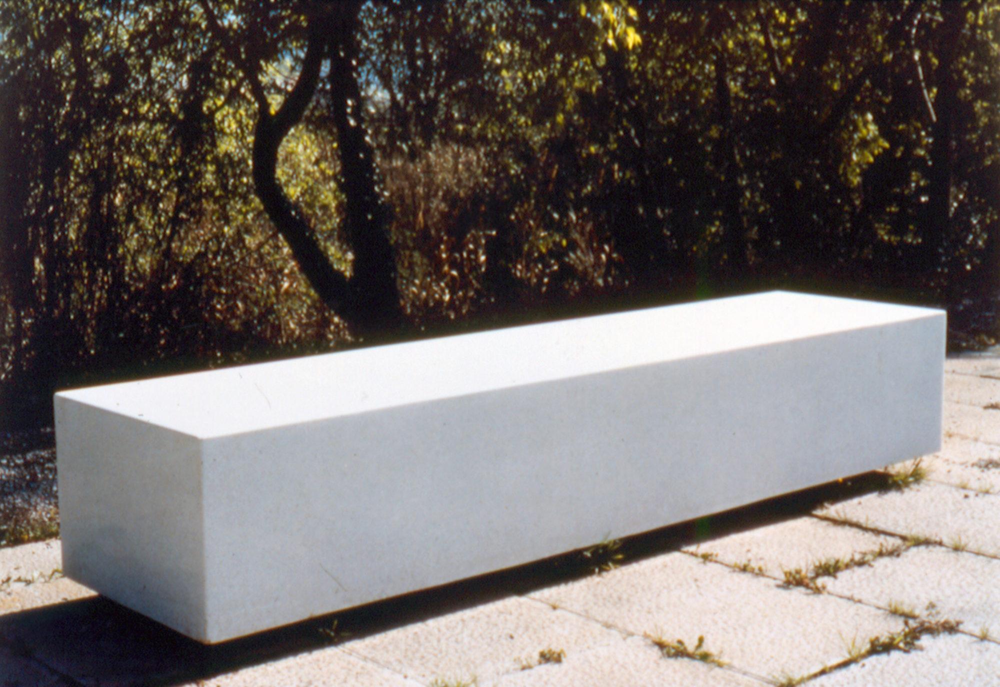Socrates Bench - Garcés - de Seta - Bonet