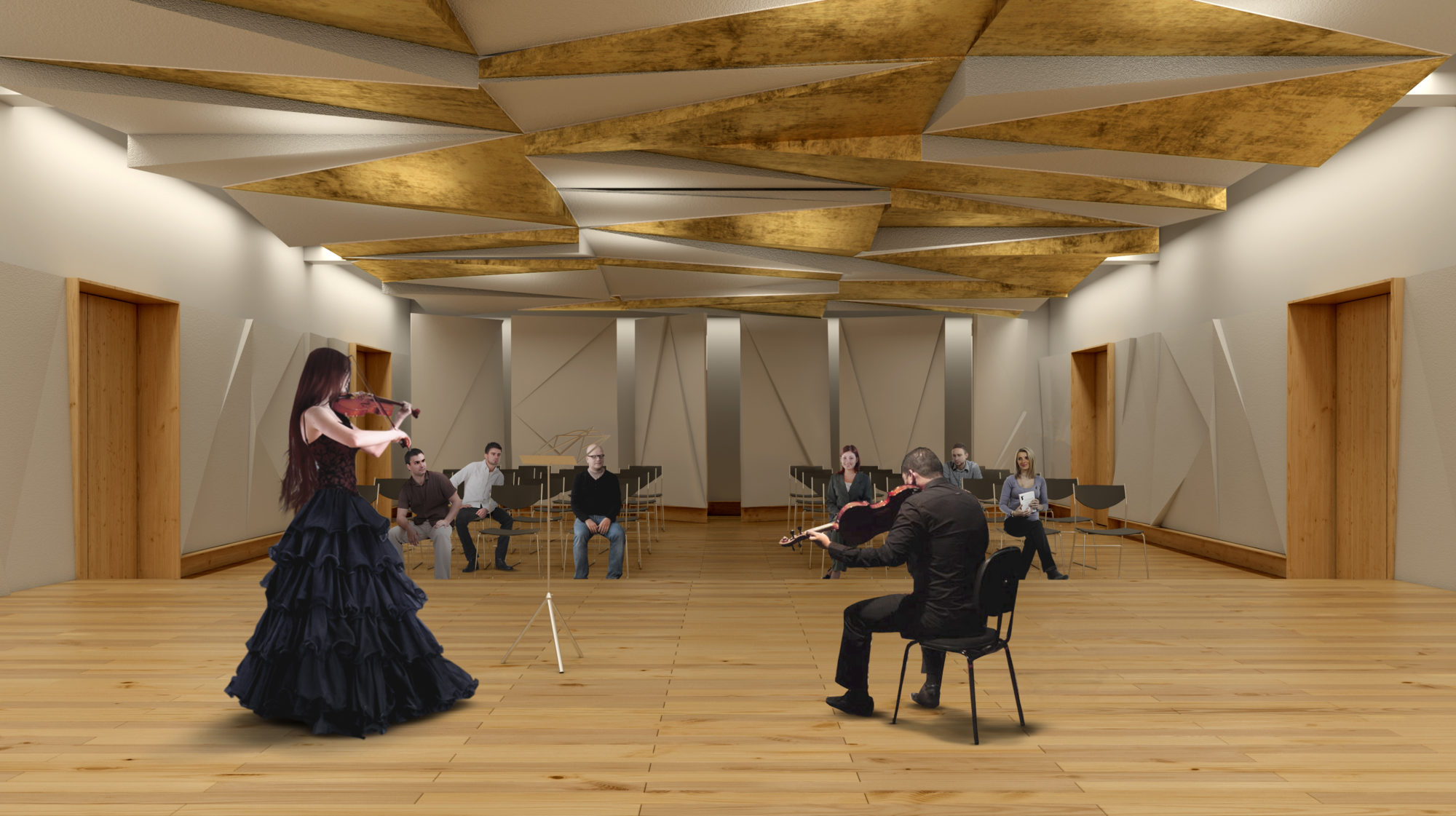 Conservatori de Música de Ginebra - Garcés - de Seta - Bonet