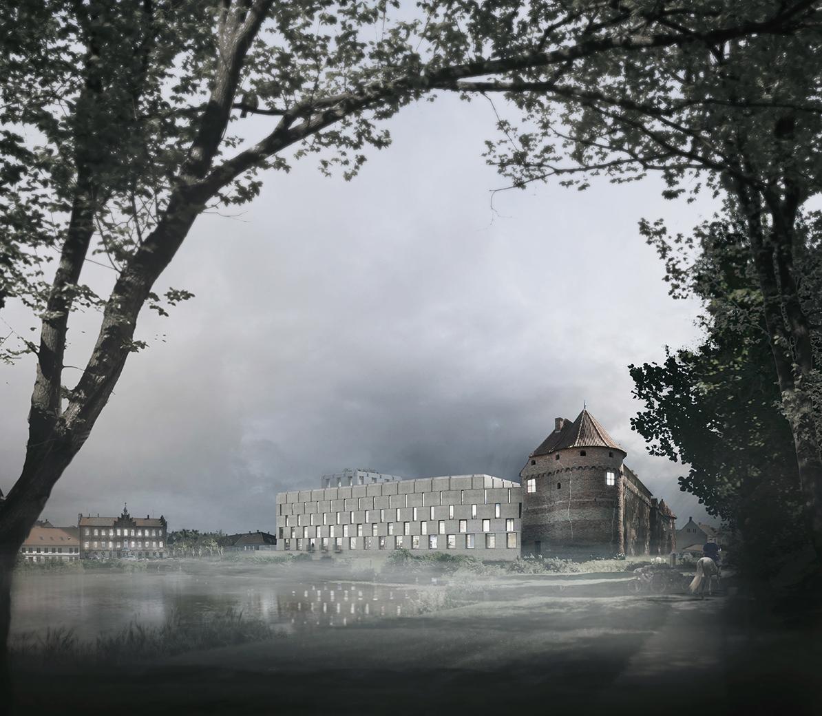 Nyborg Castle - Garcés - de Seta - Bonet