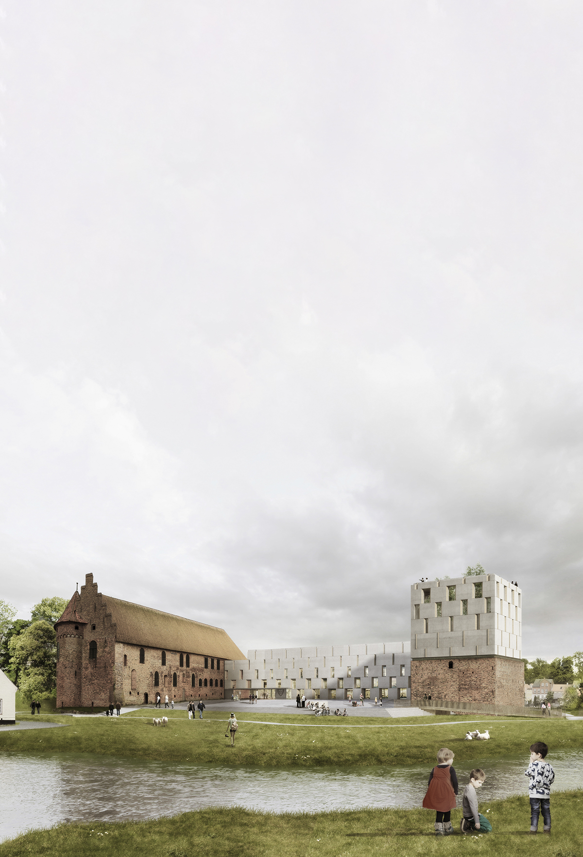 Castell de Nyborg - Garcés - de Seta - Bonet