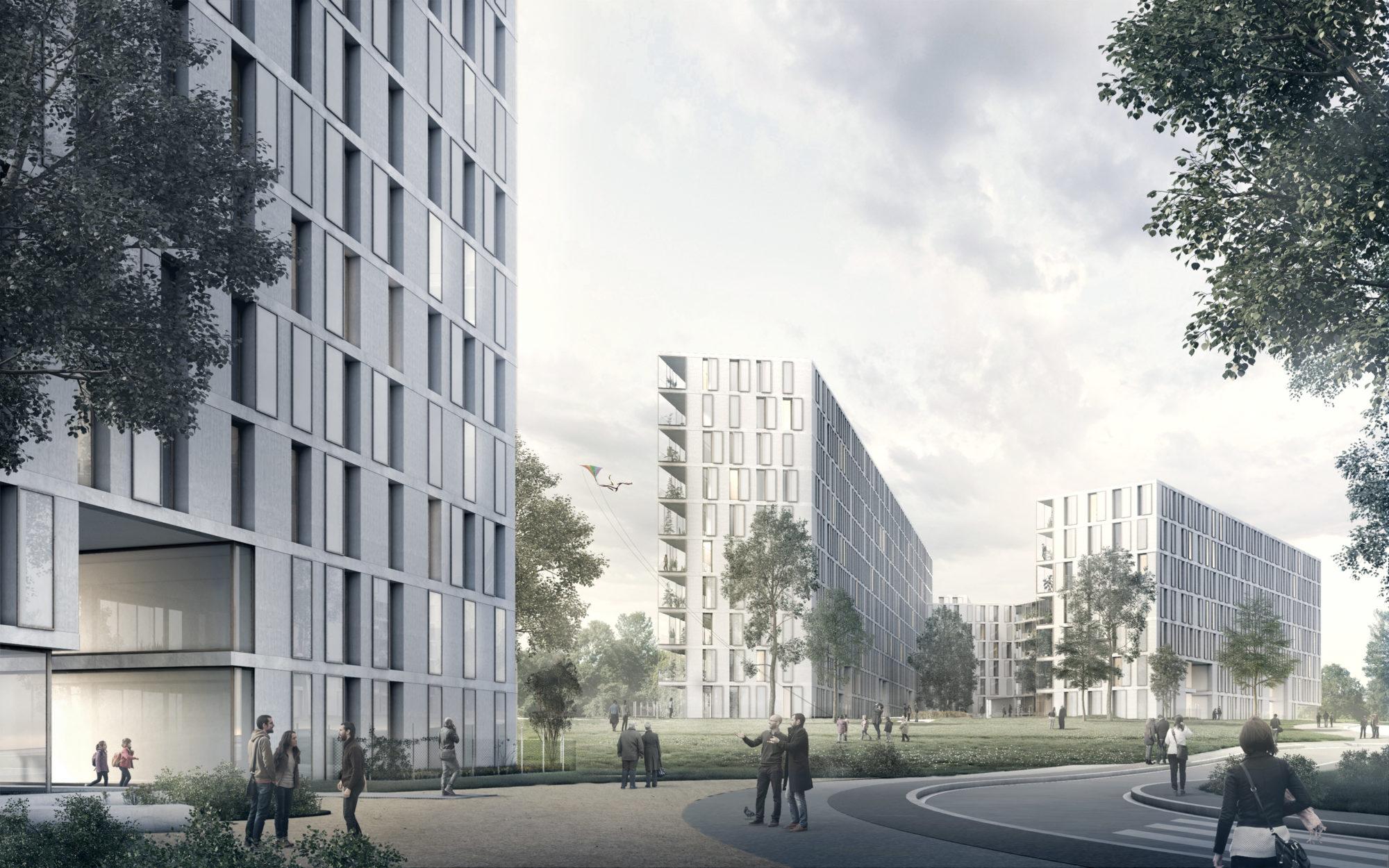 Viviendas en Milán - Garcés - de Seta - Bonet