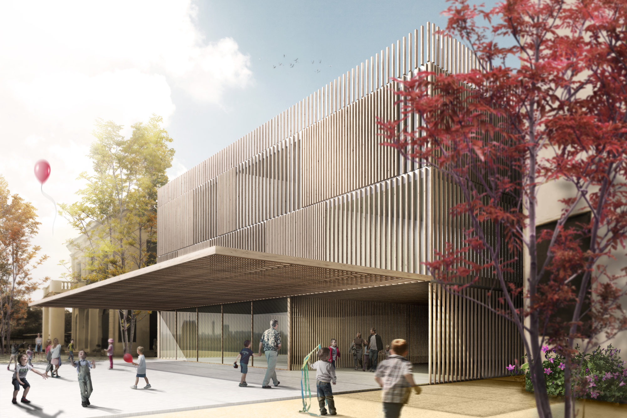 Liceu Francès de Barcelona - Garcés - de Seta - Bonet