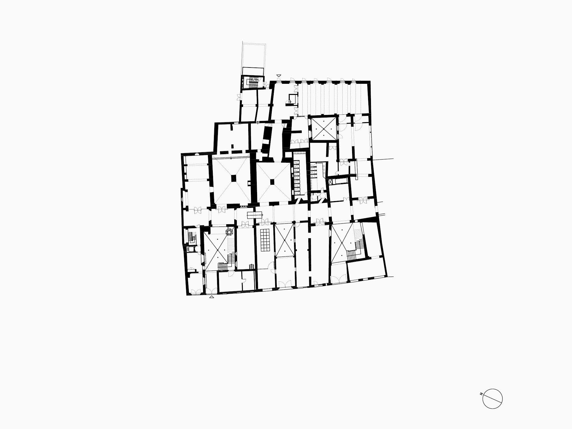 Museu Picasso - Garcés - de Seta - Bonet