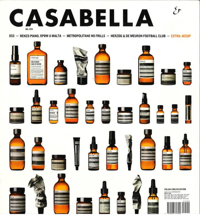 CASABELLA - Garcés - de Seta - Bonet