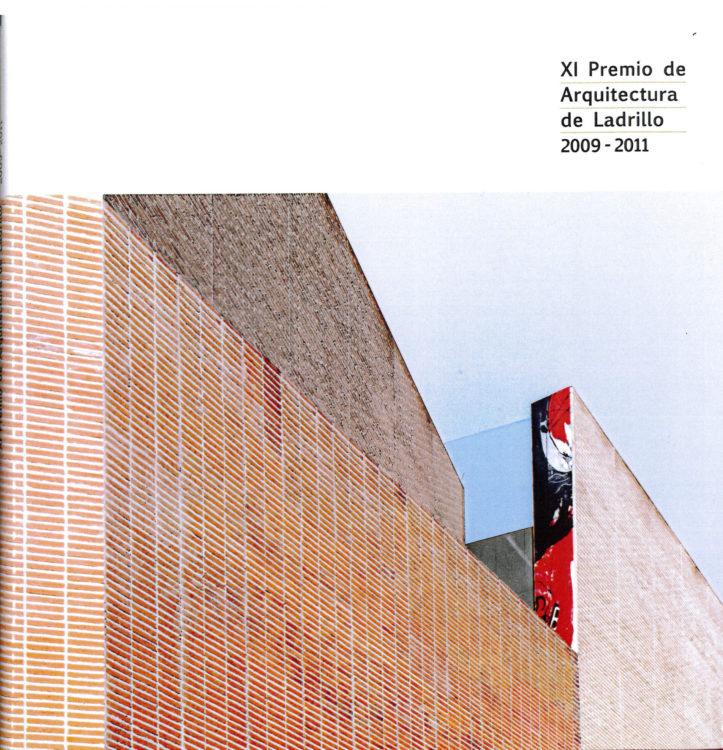XI Premio de Arquitectura de Ladrillo - Garcés - de Seta - Bonet