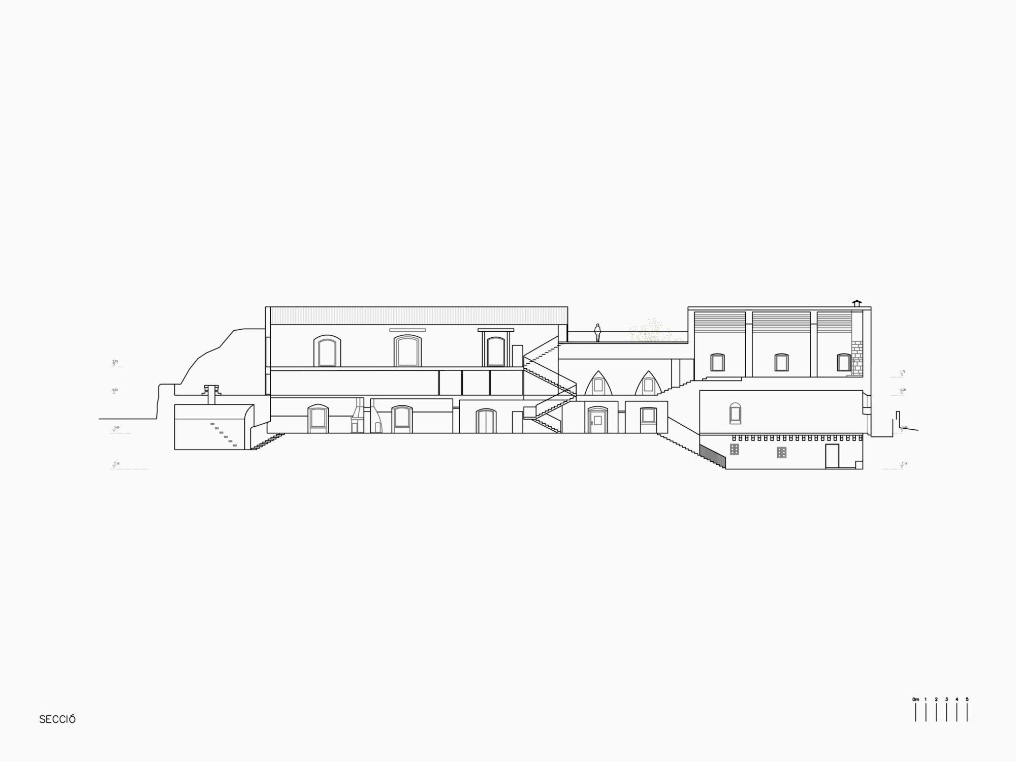 Hostalric's Castle - Garcés - de Seta - Bonet