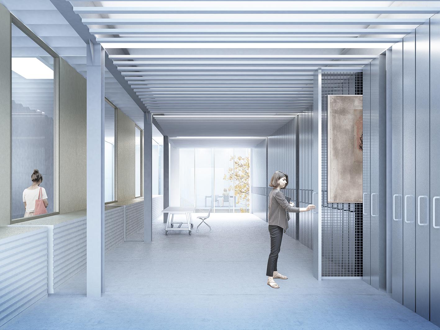 Tàpies Workspace - Garcés - de Seta - Bonet