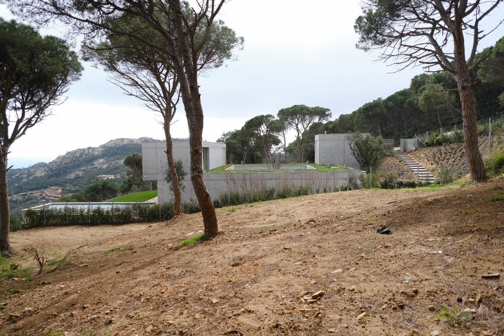 Final d'obra de la casa a Begur - Garcés - de Seta - Bonet