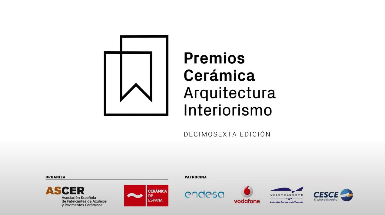 XVI Ceramic Awards: interior design winner - Garcés - de Seta - Bonet