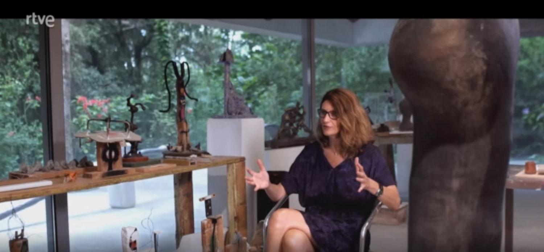 "Atelier Arranz Bravo in TV program ""Escala Humana"" - Garcés - de Seta - Bonet"